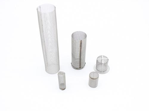 不锈钢过滤筒应用案例