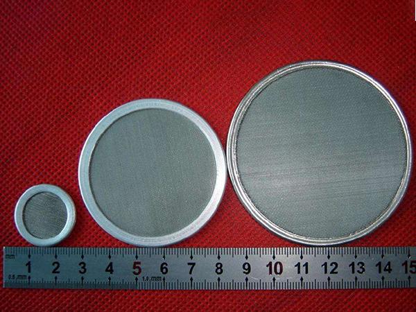 不锈钢过滤片
